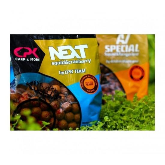 CPK NEXT - Squid & Cranberry 20мм Протеинови топчета
