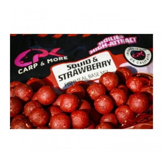 CPK Squid & Strawberry 20мм Протеинови топчета
