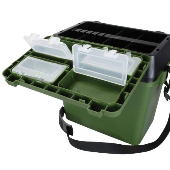 Куфар стол CarpMax Pro Sitbox