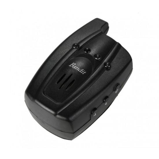 Комплект сигнализатори CarpMax Bandit Remote 3+1