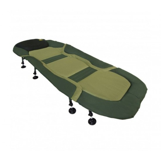 Легло Max Carp Bedchair 8 крака