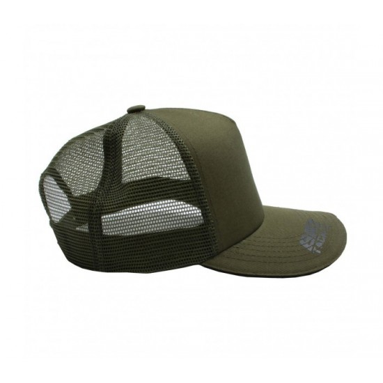 Лятна шапка CarpMax Bat Trucker Cap Olive