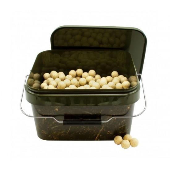 Протеинови топчета в кофа CarpMax 2,5кг Peach