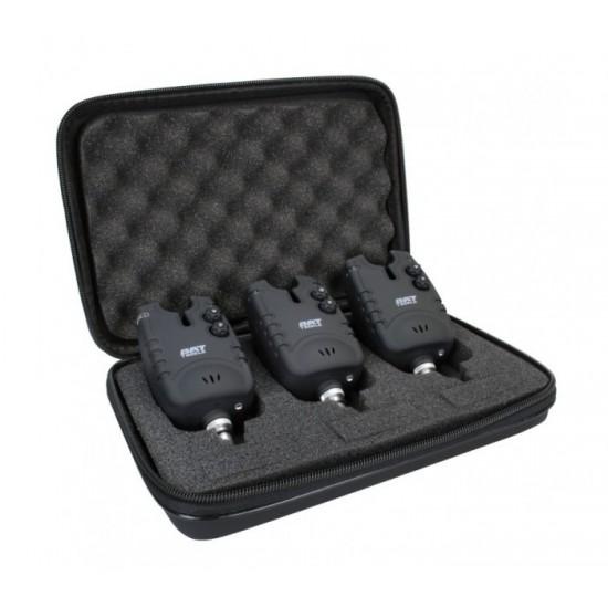Сигнализатори CarpMax Bat Alarm Set 3 бр.