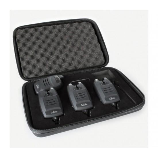Сигнализатори CarpMax Lux Lite Purple Set 3+1