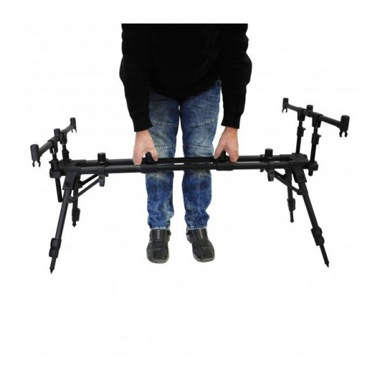 Шаранска Стойка CarpMax Black Rod Pod