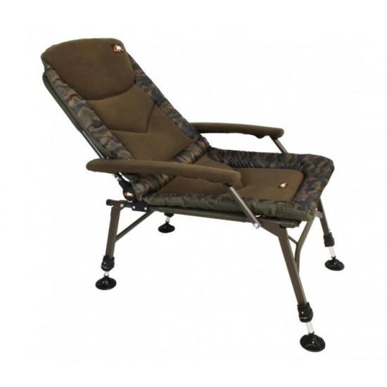 Рибарски Стол CarpMax Camou Advance MK II Chair