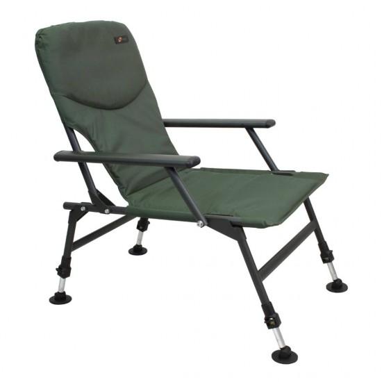 Стол Cyprinus Steel Arm Chair Karpfenstuhl