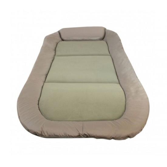 Легло Cyprinus Flatpack Carp Fishing Bedchair