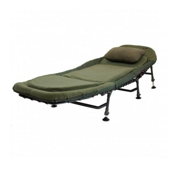 Легло Cyprinus Memory Foam Bedchair