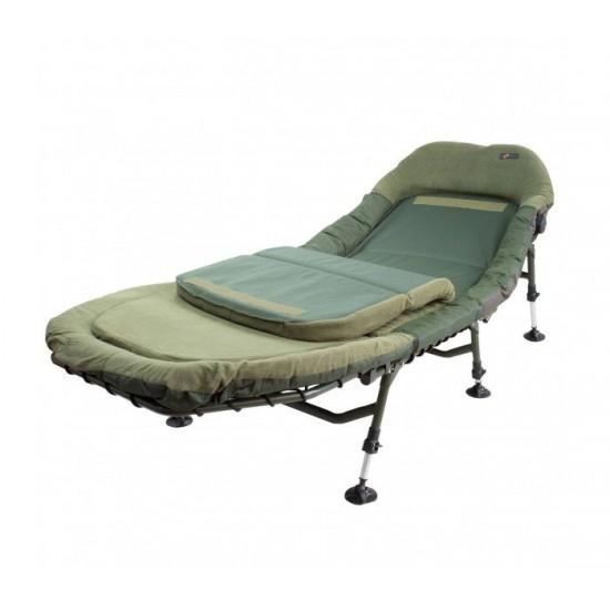 Легло Cyprinus Tilt Memory Foam Bedchair