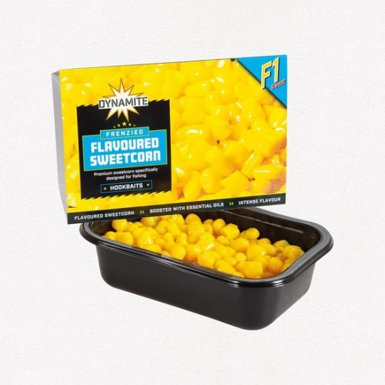 DYNAMITE BAITS Flavoured Sweetcorn Yellow F1