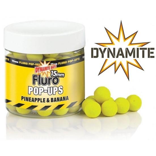 Dynamite Fluro Pineapple And Banana Pop-Ups
