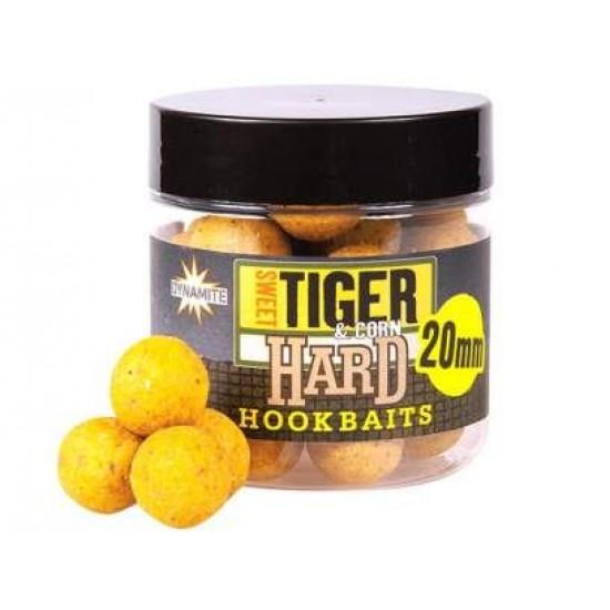 DYNAMITE BAITS Sweet Tiger and Corn Hard Hookbaits