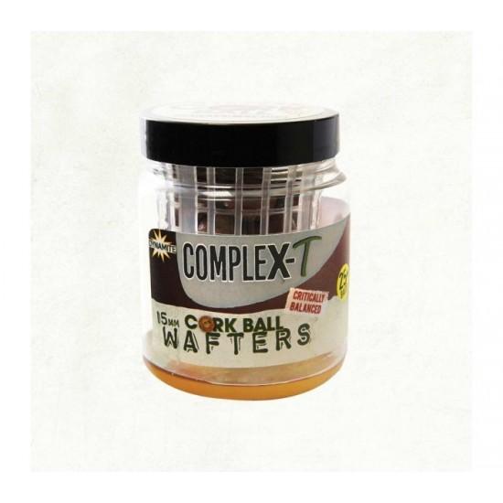 DYNAMITE BAITS Complex-T Corkball Wafters 15mm