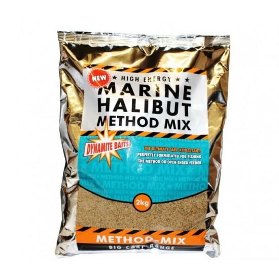 DYNAMITE BAITS Marine Halibut Method Mix 2kg