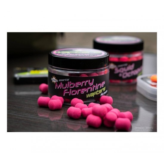 Dynamite Baits Mulberry Florentine Fluro Wafters 14mm