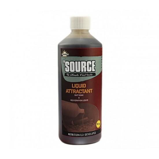 Dynamite Baits The Source Liquid Attractant Re-Hydration Soak 500ml
