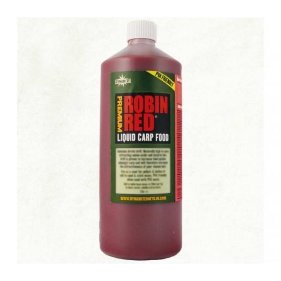 Dynamite Baits Premium Liquid Food Robin Red Liquid 1ltr