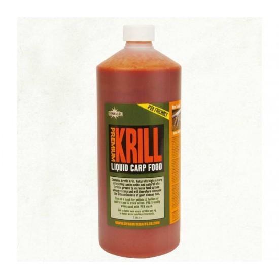Dynamite Baits Premium Liquid Food Krill 1ltr