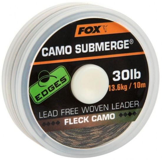 Fox Безоловен Лидкор Submerge Fleck Camo 10m