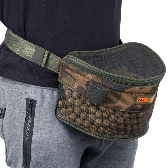 Fox Camolite Boilie Bum Bag Чанта за топчета