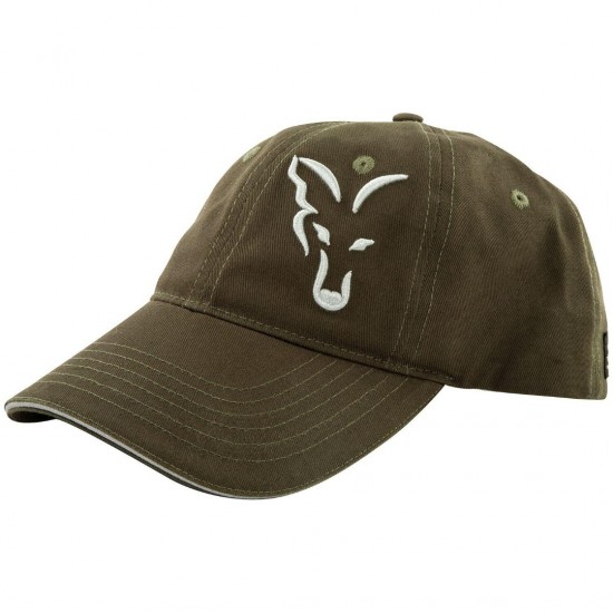 Шапка Fox Green Silver Baseball Cap