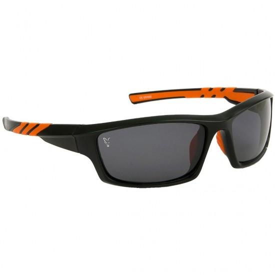 Очила Fox Sunglasses Black Orange