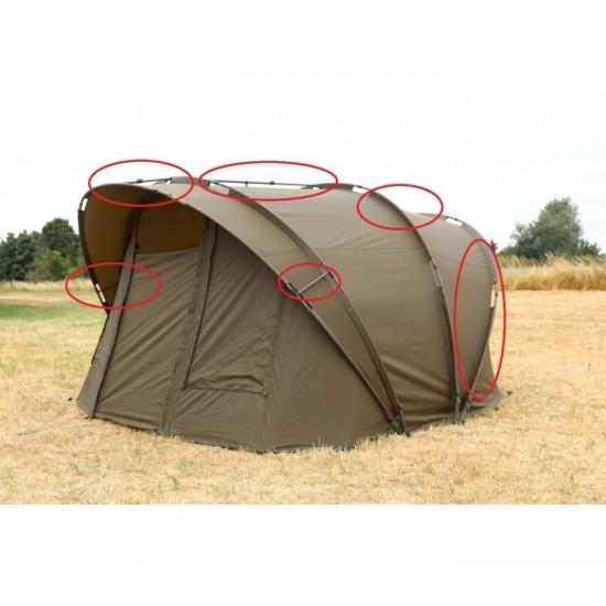 Обтягащи рейки за палатки Fox 6 бр.