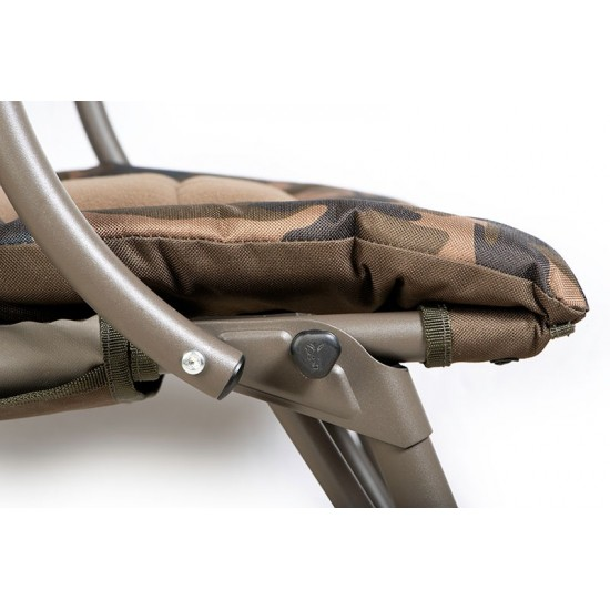 Fox Super Deluxe Recliner Highback Стол