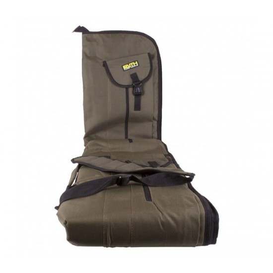 Троен калъф за въдици Faith Holdall Deluxe Full Padded 12ft