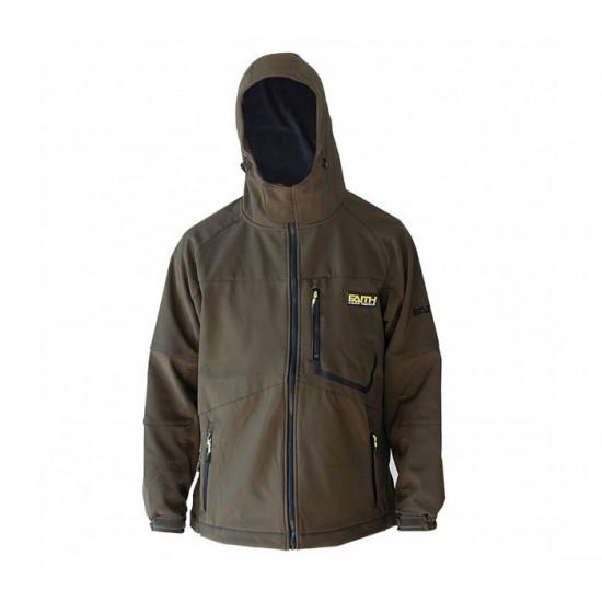 Faith Olive Softshell Jacket Limmited