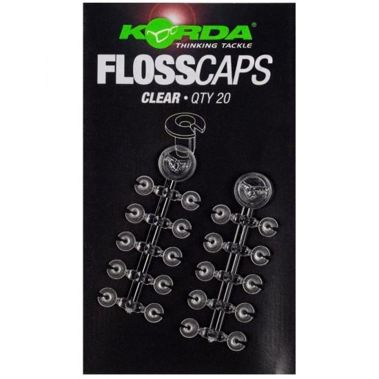 Стопери за стръв Korda Floss Caps
