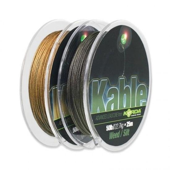 Korda Kable Leadcore 25 м.