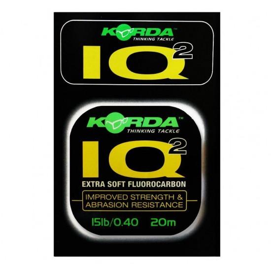 Флуорокарбон Korda IQ2 Extra Soft Fluorocarbon