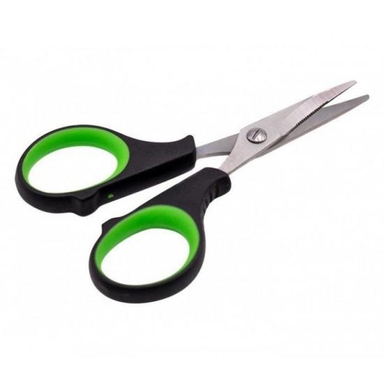 Ножица за влакно Korda BasiX Rig Scissors