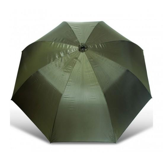 "Чадър NGT 50"" Standard Green Brolly"