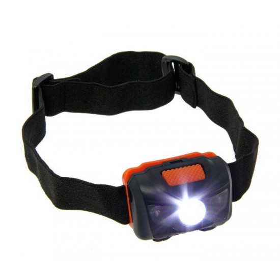 Челник NGT LED Headlight with White and Red Light