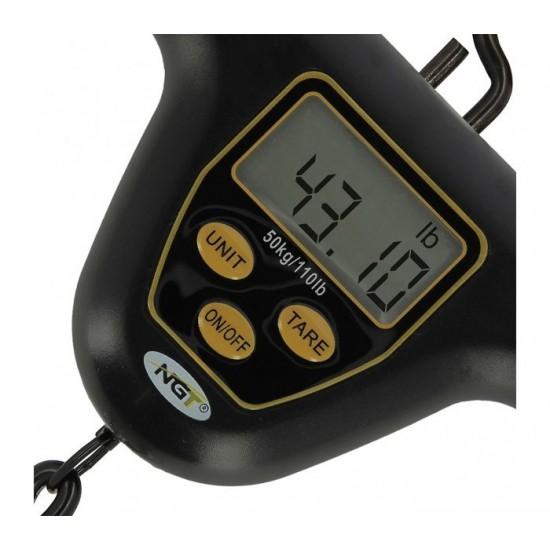 Кантар NGT XPR Digital Scale 50kg