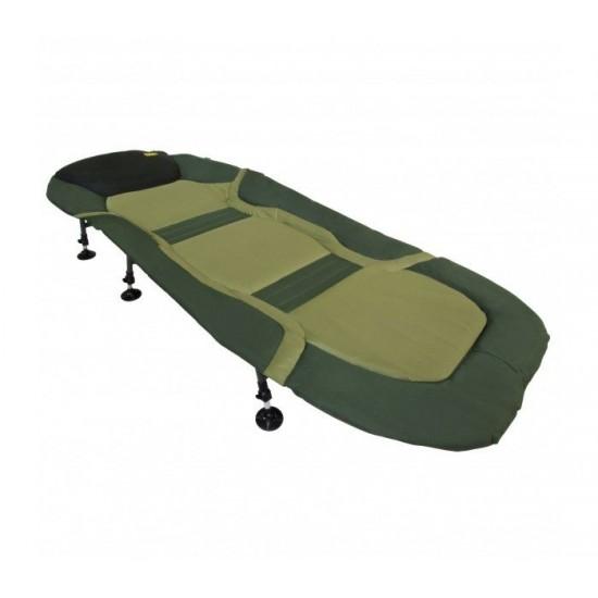 Легло Max Carp Bedchair 6 крака