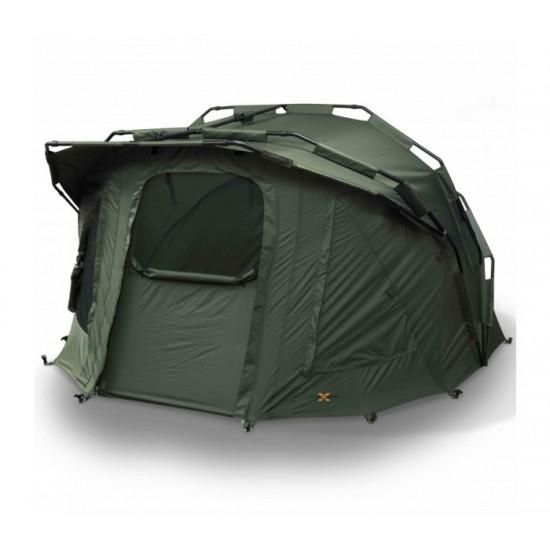 Палатка NGT 2 Man Fortress Bivvy + Покривало