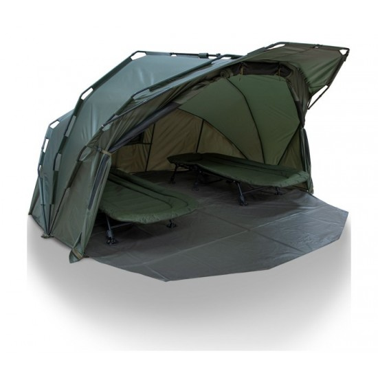 Палатка NGT Fortress Bivvy Deluxe XL 2 Man