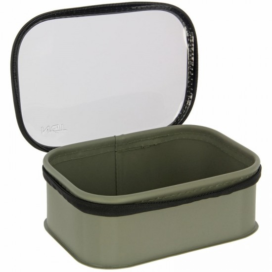 Чанта NGT Bit Bag Zip Up Case 302 EVA 21x15x8cm