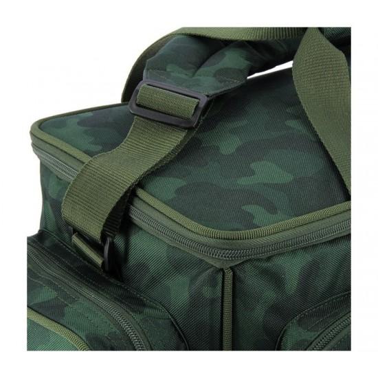 Шаранджийски сак NGT Camo Insulated Carryall 709