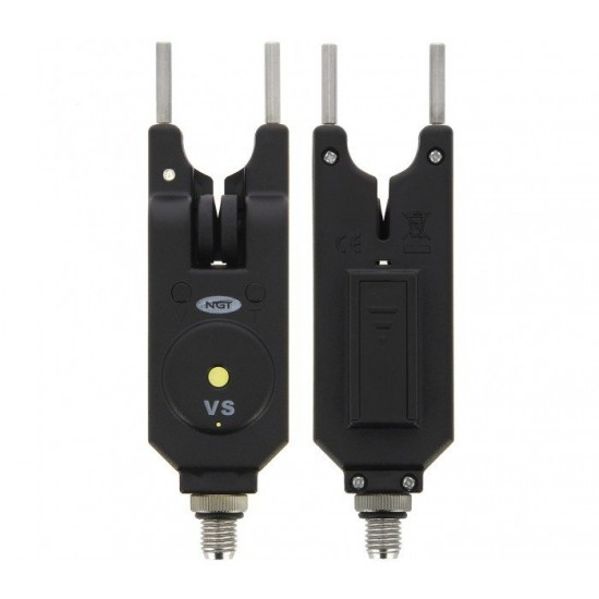 NGT 2pc Wireless Alarm and Transmitter Set