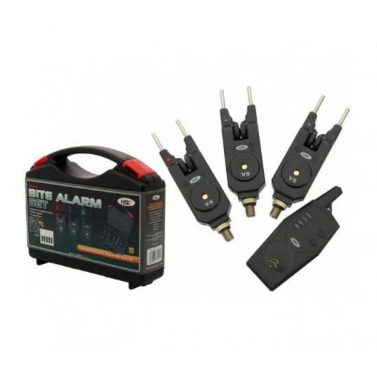 NGT 3pc Wireless Alarm Transmitter