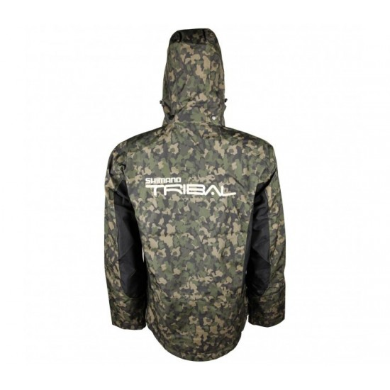 Shimano Tribal XTR Camo Jacket