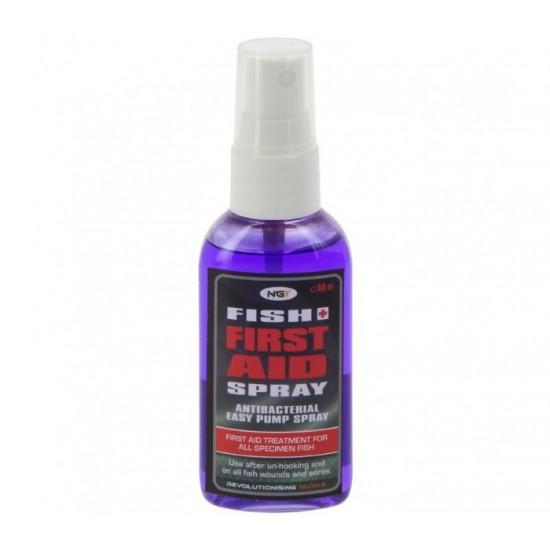 Антибиотик за шарани NGT Fish Aid Spray