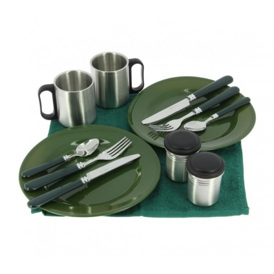 Комплект за хранене NGT Deluxe Cutlery Set