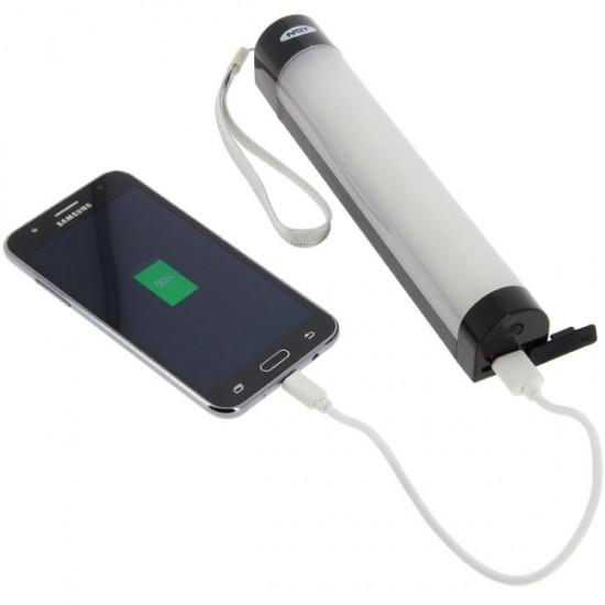 Лампа за палатка NGT Large Bivvy Light & Power Bank System